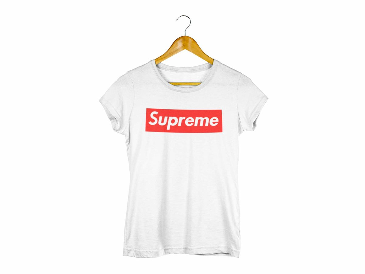 Tee-shirt Supreme – BMS Boutique